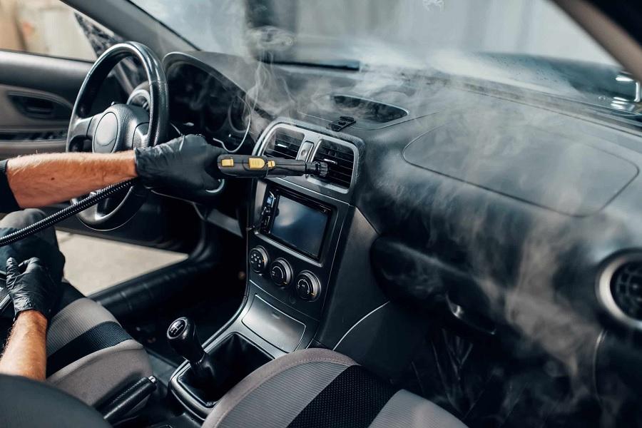 Higienización y desinfección de coches: ¿cuál es el mejor método en el taller?